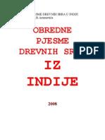16882199 BAArsenovic Obredne Pjesme Drevnih Srba u Indiji