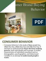 10. Branding and Consumer Behaviour