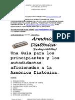 Guia Armonica Diatonica de 10 Celdillas