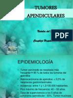 TUMORES APENDICULARES