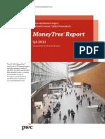 Q3 2011 MoneyTree Report