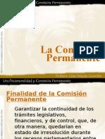 CDG - La Comisión Permanente en el Congreso unicameral peruano