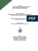 Fase de Investigación (Grupo F)