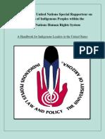 UNSR Handbook (Rough Version)