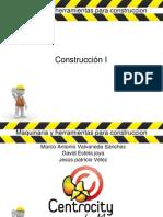 Maquinaria y Herramientas Para Construccion