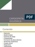 cardiopatia isquem