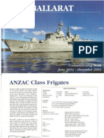 HMAS BALLARAT Commissioning Book