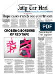 The Daily Tar Heel for April 19, 2012