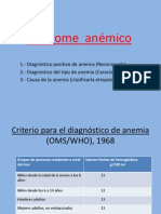 Sindrome Anemico Junio 2011 - Copia