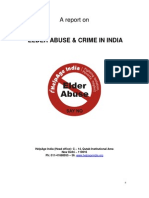 HelpAge India Report on Elder Abuse and Crime in India[1]