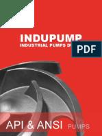Indupump Process Pump Brochure Small