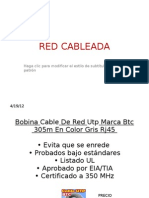 Red Cableada