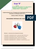 Grupo B-Programa de actualización, capacitación e implementación tecnológica Universidad Beta de Panamá