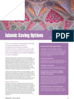 Islamic Saving Options