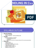 File Handling Inc