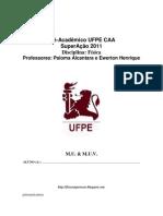 MUeMUV Apostila PDF