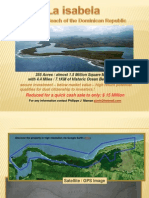 Dominican Rep Peninsula 355 Acres for $15MM 5% Referal Fee !