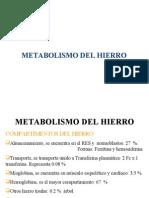 Metabolismo Del Hierro 2
