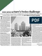 Infrastructure Swiss Challenge