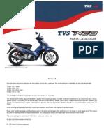 TVS NEO Parts Manual