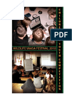Wildlife Vaasa 2010_book of Entries Children&Youth