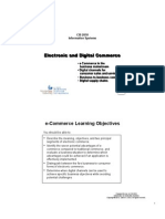 Week 6 Electronic and Digital Commerce