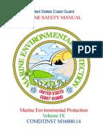 Marine Safety Manual