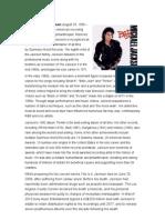 Biografi Michael Jackson