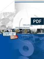 WELLAN 2000 Product Brochure