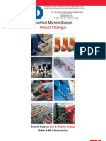3M Electrical Products & Cold Shrink Catalogue