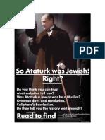 So Ataturk Was Jew! right?