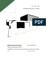 Trabajo Final.-lugar y Arquitectura