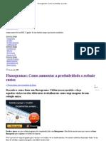 Fluxogramas Como Aumentar a Produtividade e Reduzir Custos