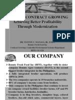 Broiler Contract Growing