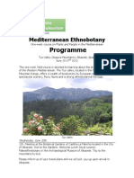 MedEthnobotany Programme