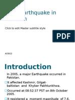 2005 equake