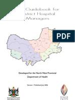 Guidebook Hospital Management