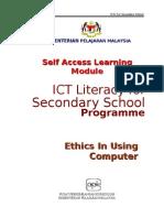 Module3_Ethics in Using Komputer