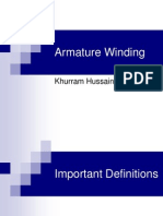 Armature Winding