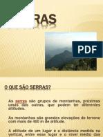 As maiores elevações de Portugal