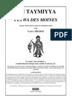 65079626 Ibn Taymiyya Fetwa Des Moines
