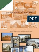 7 Wonders of World-riv