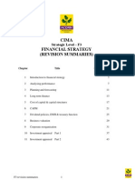 F3 Revision Summaries