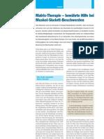 Pressemeldung zur Matrix Studie der DAK-Gesundheit in Kooperation mit dem TÜV Süd