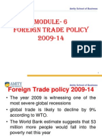 a6544New Foreign Trade Policy 2009-14