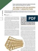 Sistemas Constructivos Mixtos Madera y Vidrio