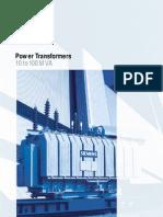 Transformers Powertransfrs10to100mva 1