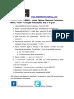 Tutorial Casio fx-82MS – Novas Opções Números Complexos,