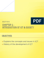 Chapter 1 - ICT and Society