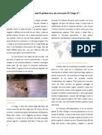 Leonardo Di Paola si impegna per il Congo
